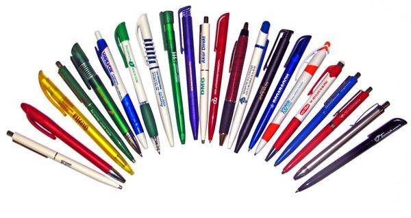 логотип на ручке