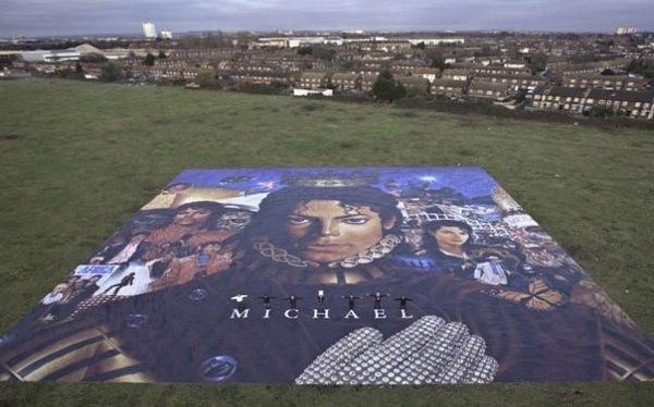 постер Майкла Джексона
